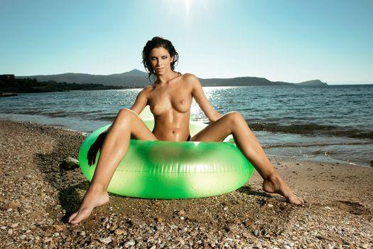 Фото бесплатно Kelly, красотка, голая
