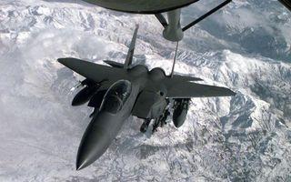 Бесплатные фото самолет,истребитель,кабина,крылья,вооружение,полет,дозаправка