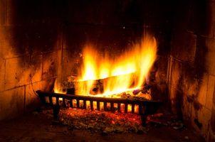 Фото бесплатно угли, камин, костер