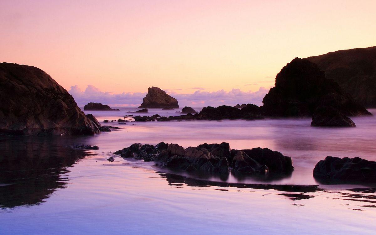 Фото бесплатно море, камни, скалы - на рабочий стол