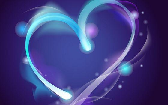 Фото бесплатно линии, узор, сердце