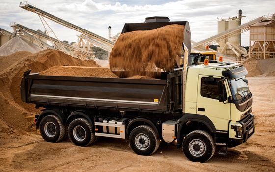 Photo free Volvo, truck, body