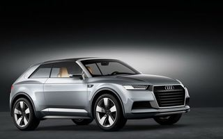 Photo free audi, concept, crossover