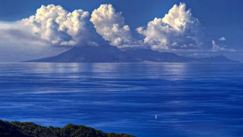 Фото бесплатно вулкан, извержение