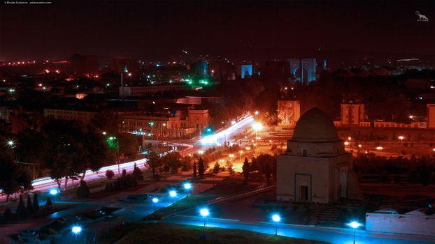 Photo free Samarkand 2015, Ruhobod Observatory, Obituary Radar