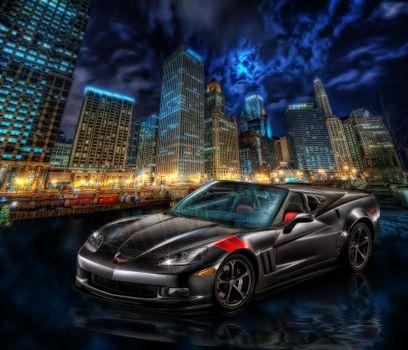Заставки автомобиль, машина, corvette