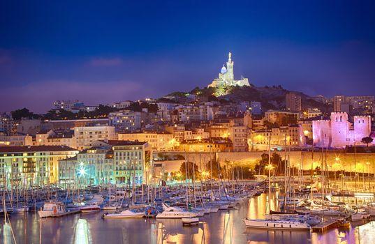 Photo free Marseille, France
