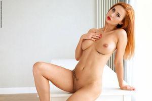 Фото бесплатно Justyna, модель эротика