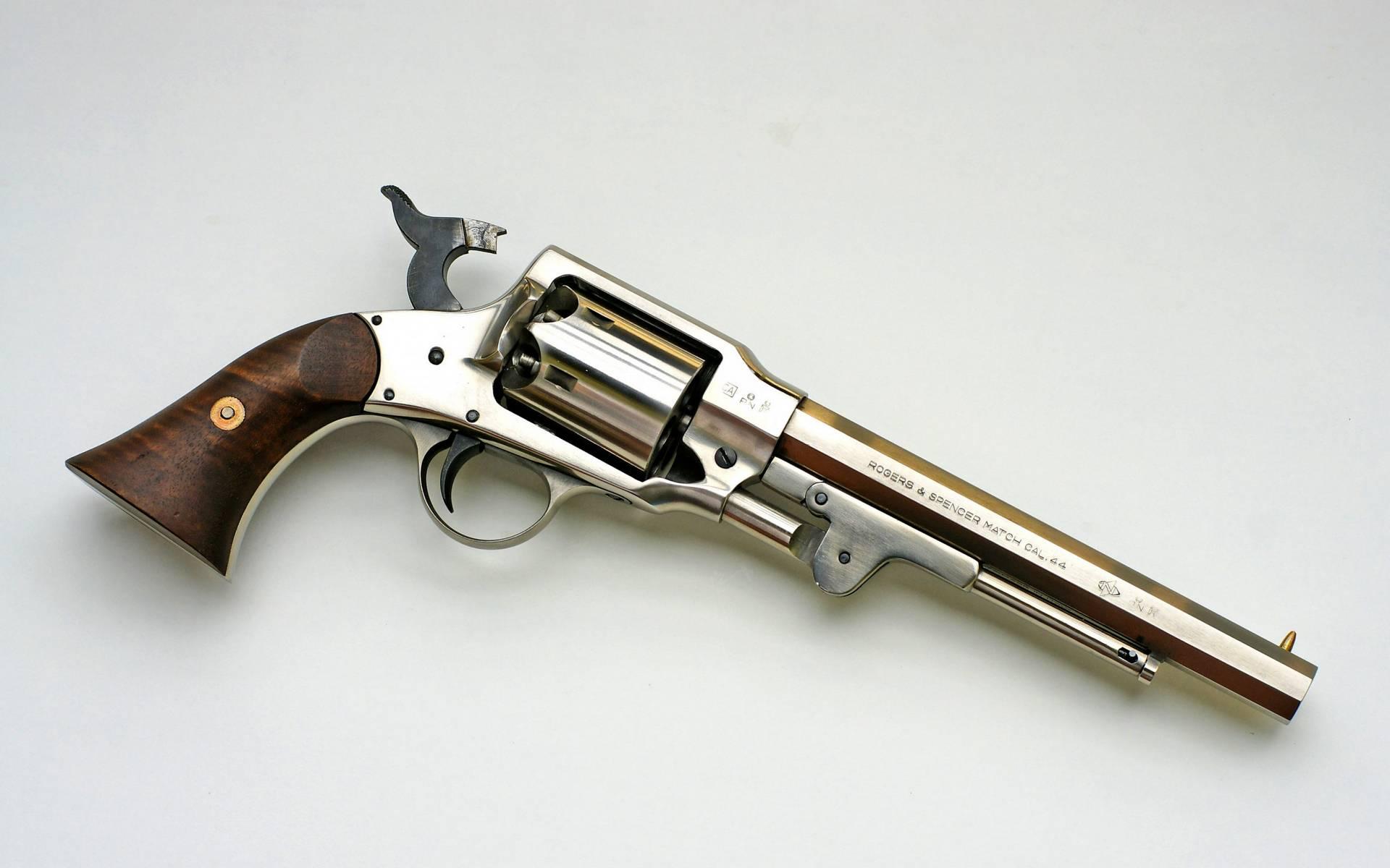 обои пистолет, револьвер, ствол, барабан картинки фото