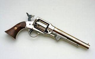 Фото бесплатно пистолет, револьвер, ствол, барабан, курок, рукоять