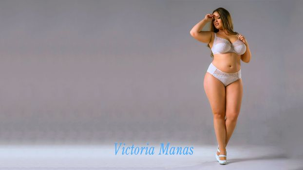 Фото бесплатно Виктория Манас, девушки, модель