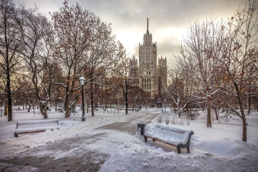 Photo free Park, Moscow, Russia
