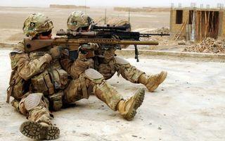 Фото бесплатно солдаты, тренировка, форма