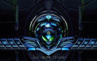 Фото бесплатно alienware hybrid, обои, wallpapers