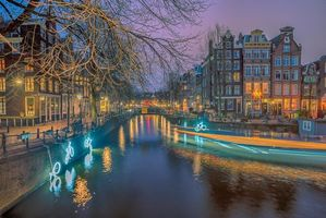 Фото бесплатно Amsterdam, Голландия, Амстердам