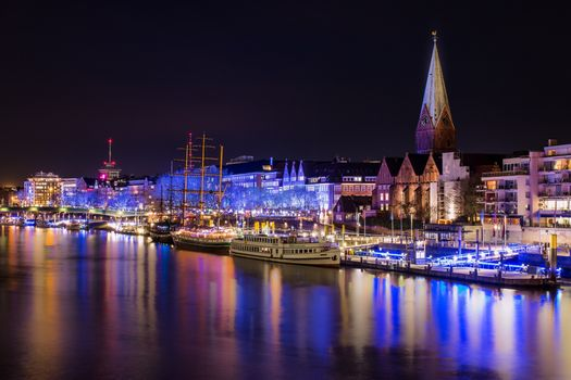 Фото бесплатно Бремен, Германия, город