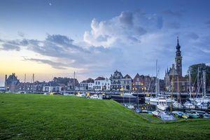 Фото бесплатно Veere, Вере, Нидерланды
