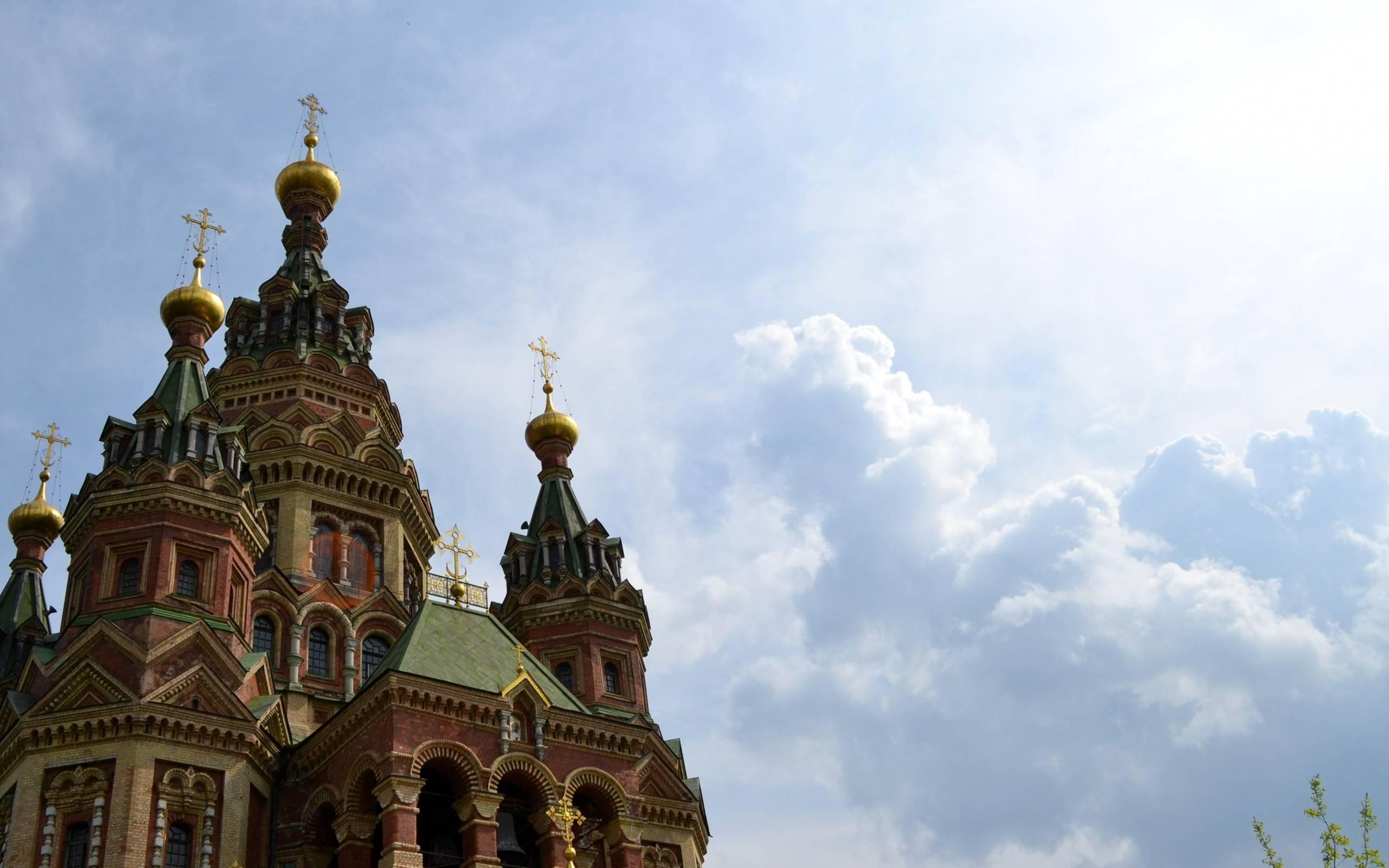 церковь, Санкт-Петербург, купала