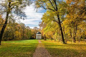Фото бесплатно Саксония-Ангальт, Германия, осень