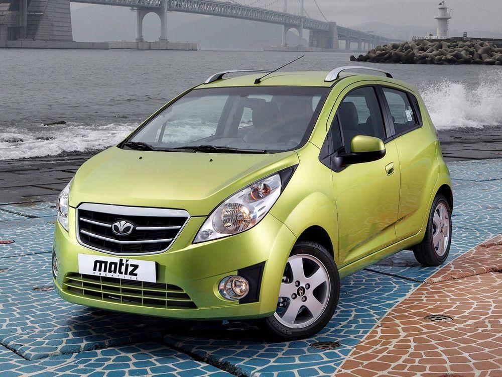 Фото бесплатно Daewoo, Matiz, автомобиль, машины