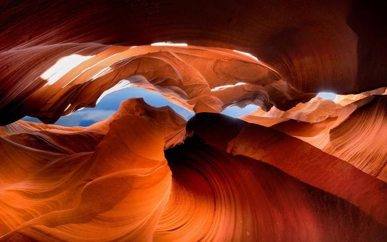 Фото бесплатно пещера, скала