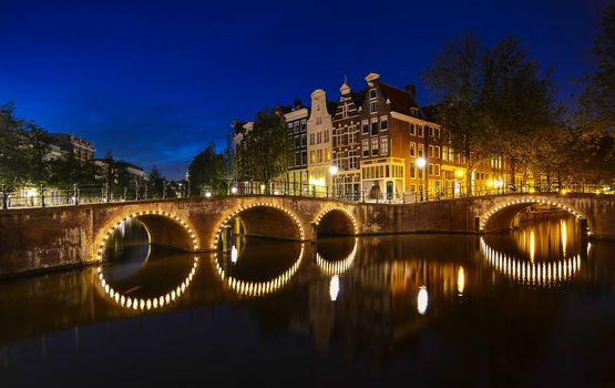 Download netherlands, amsterdam free wallpaper