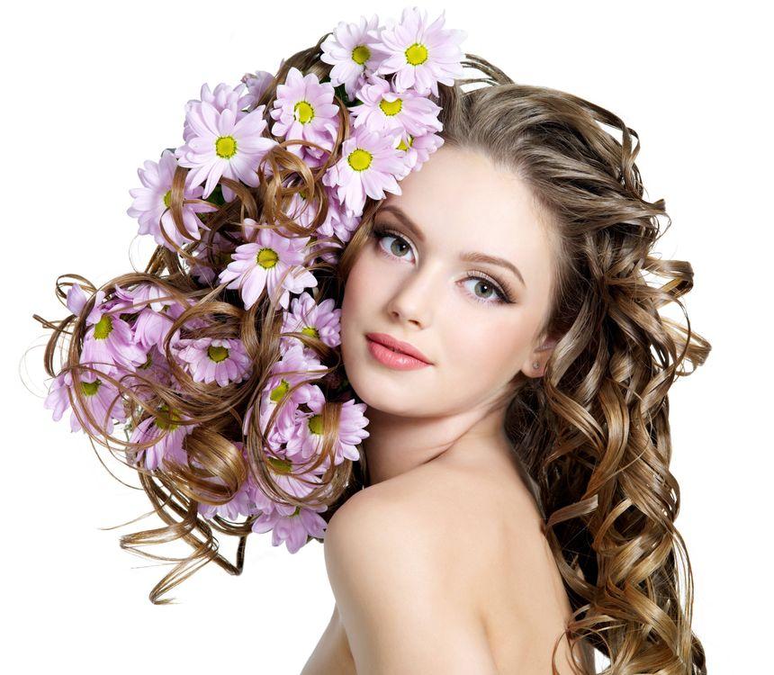 Free photo hair, cosmetics, make-up - to desktop