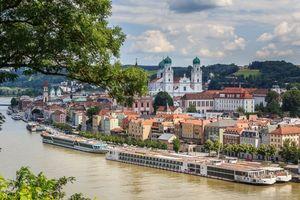 Бесплатные фото Passau,Germany,город