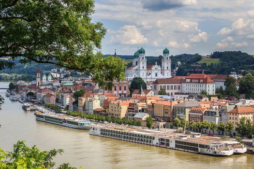 Фото бесплатно Passau, Germany, город