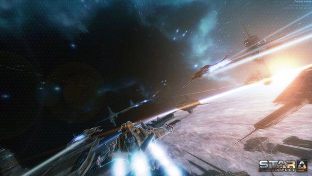 Фото бесплатно MMO SPACE ACTION, Star Conflict, Gaijin Entertainment