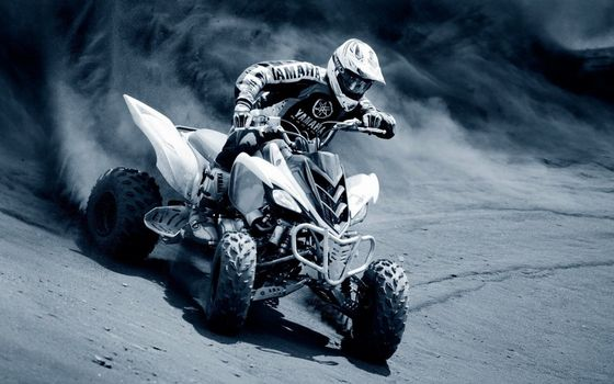 Фото бесплатно ралли, квадроцикл, гонщик
