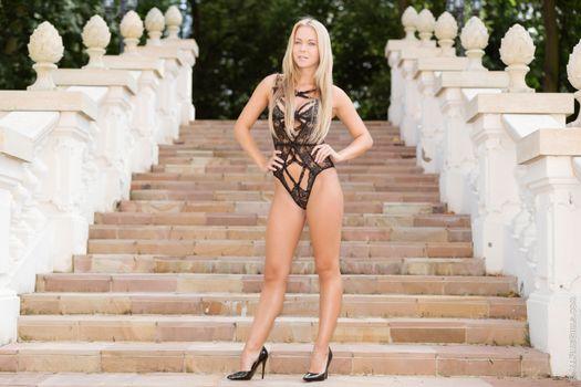Фото бесплатно Aria Bella, модель, красотка