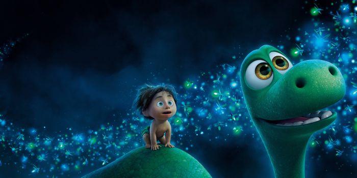 Фото бесплатно комедия, хороший динозавр, мультфильм