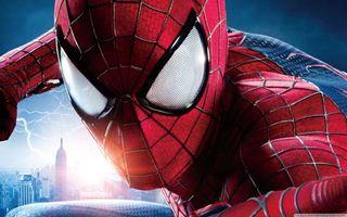 Бесплатные фото человек-паук,супергерой,правосудие,костюм