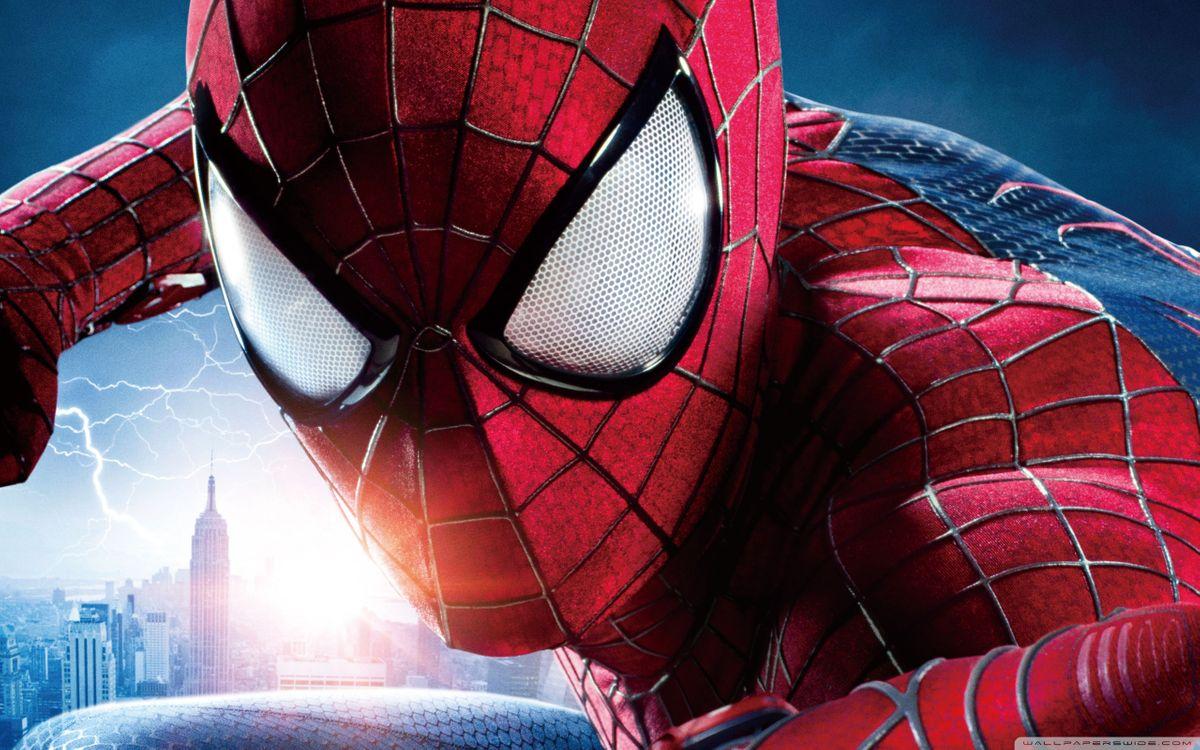 Фото бесплатно человек-паук, супергерой, правосудие, костюм, фильмы
