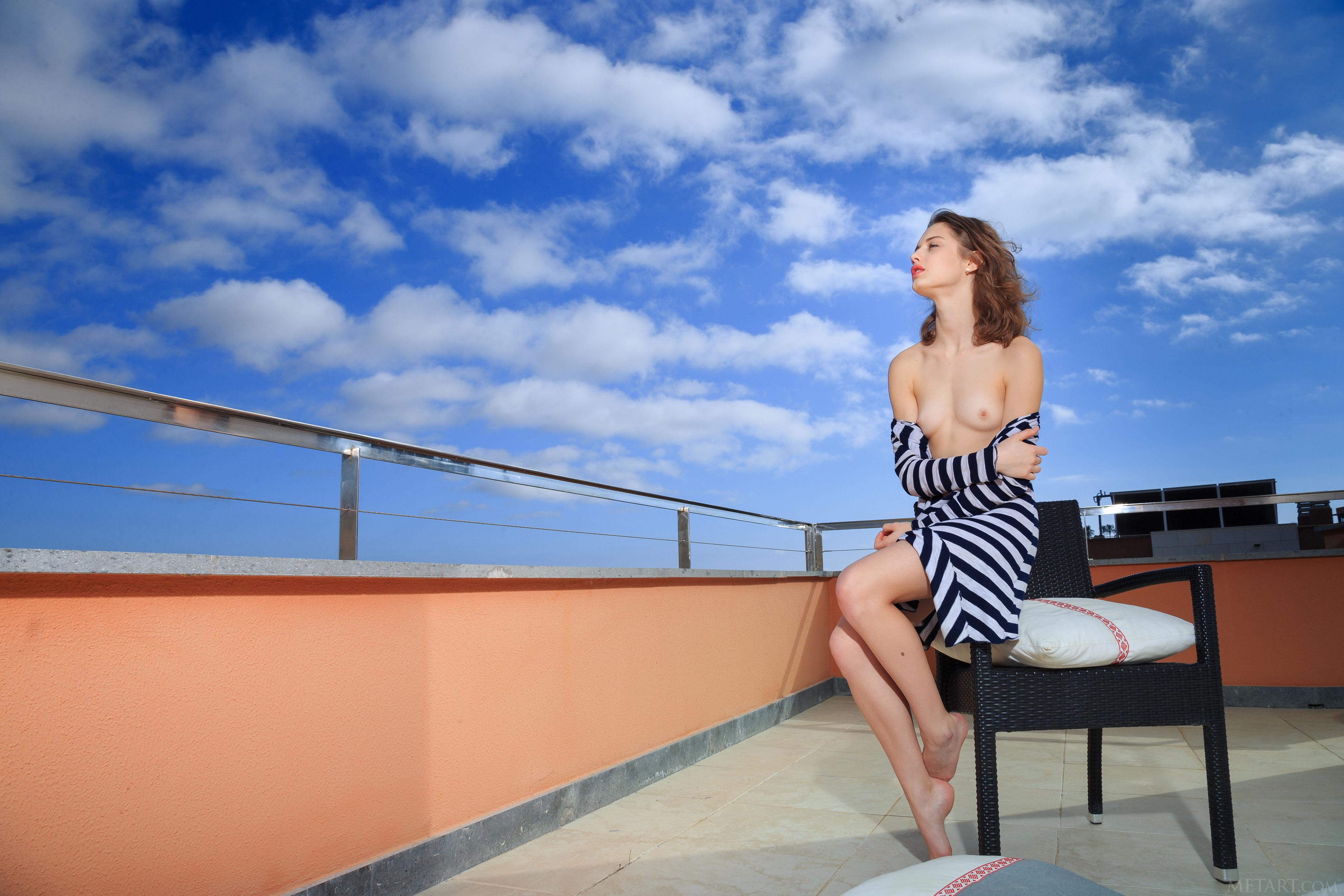 обои Clarice, модель, красотка, голая картинки фото
