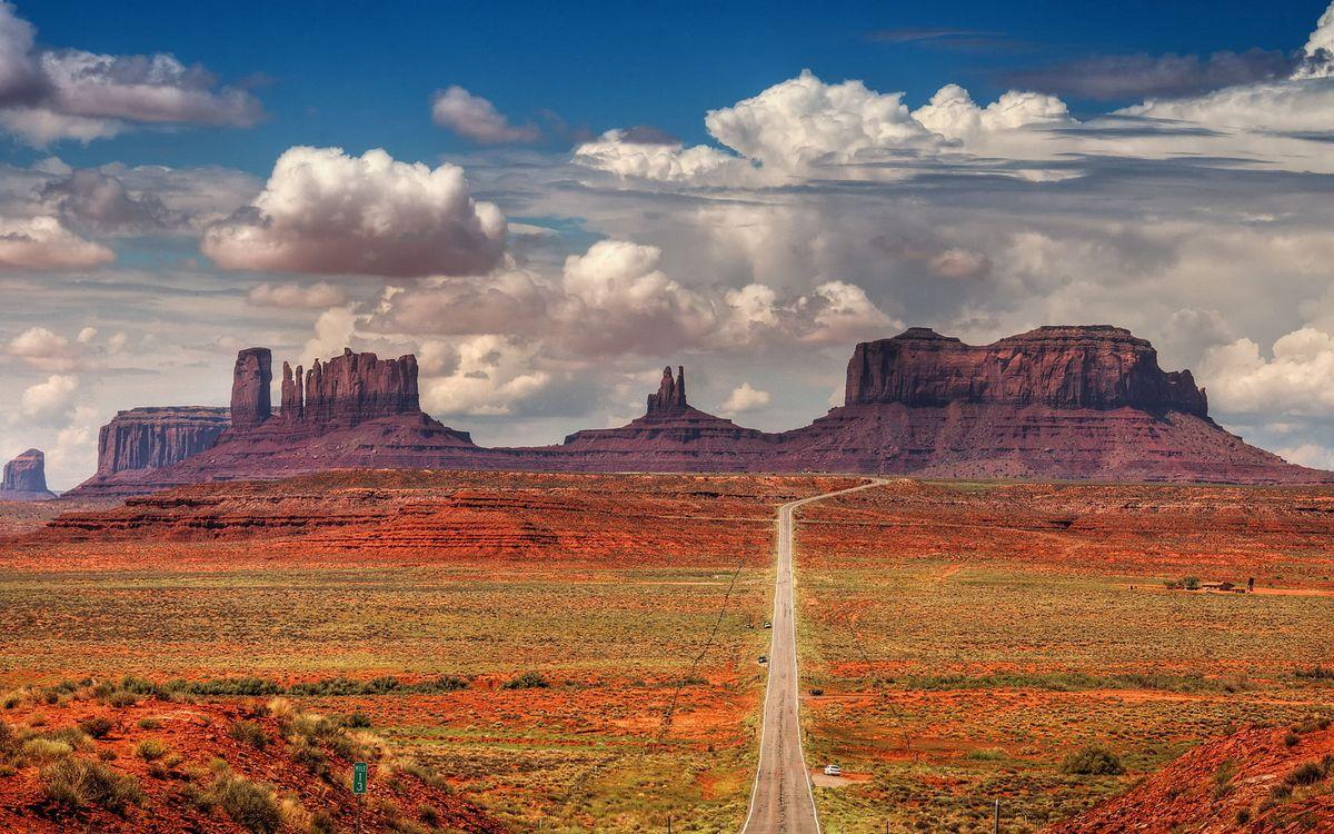 Фото бесплатно песчаные скалы, трава, долина - на рабочий стол