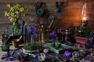 Бесплатные фото фонарь,лампа,Керосин,Парафин,масляная лампа,стол,Кувшин