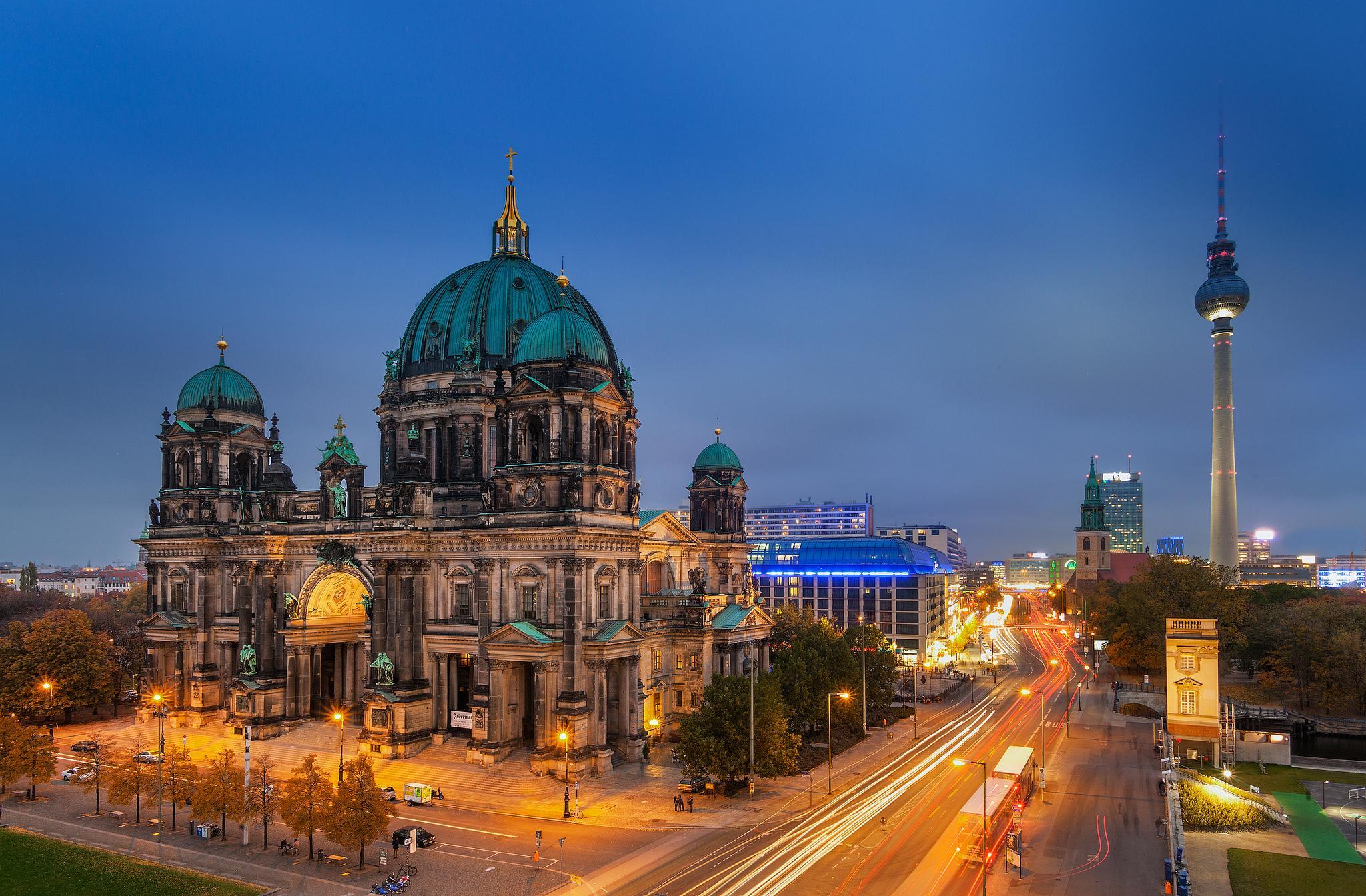 архитектура город страны Базилика Святого Николая Амстердам  № 3712240  скачать