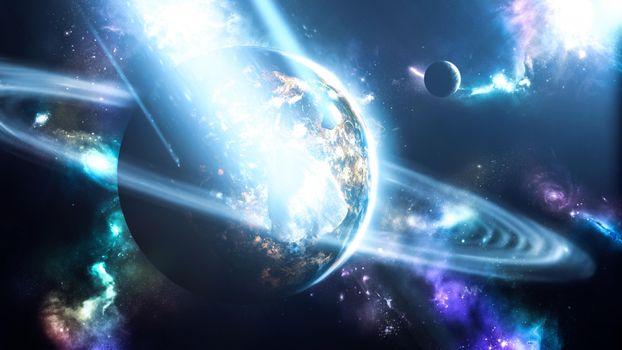 Самые красивые фото космос, вселенная