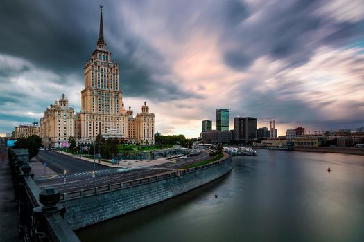 Photo free Ukraine hotel, Moscow, Russia