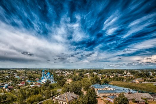 Photo free Church of the Archangel Michael, city of Torzhok, Temple in the name of Archangel Michael