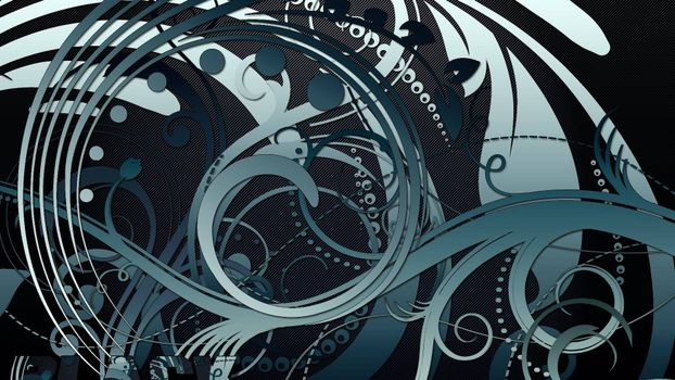 Бесплатные фото голубой,абстракция