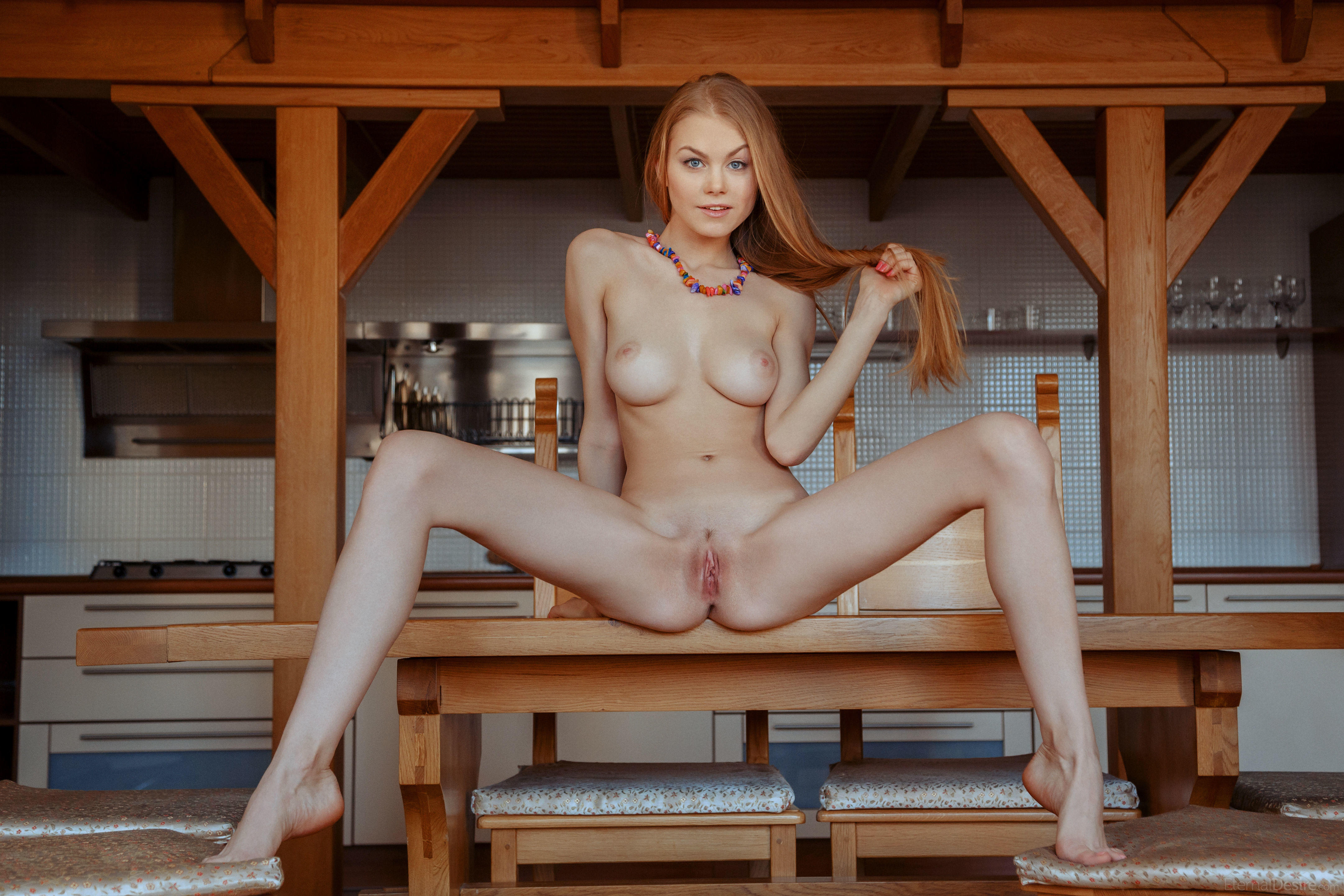обои Nancy A, красотка, голая, голая девушка картинки фото