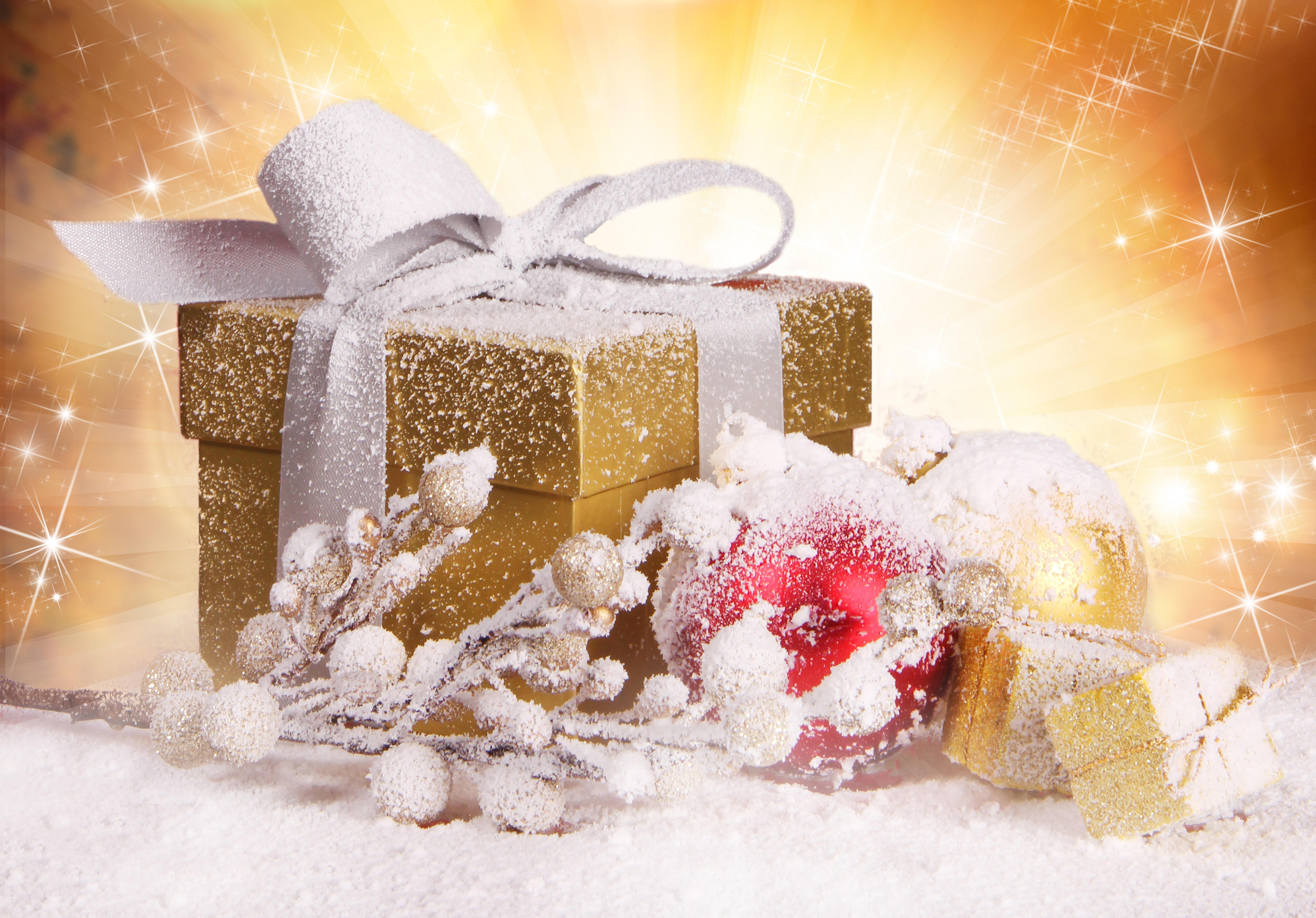 Счастье нам всем в новом году