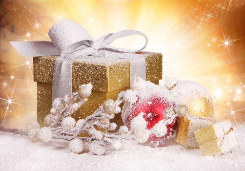 Фото бесплатно украшения, новогодние украшения, подарки