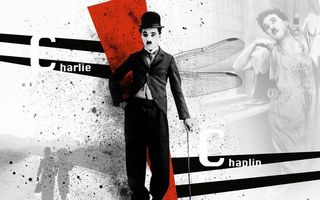 Фото бесплатно Чарли Чаплин, киноактер, комик