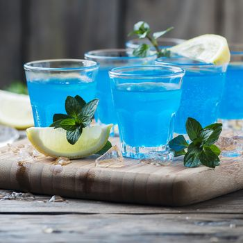 Photo drink, alcoholic cocktail without registration