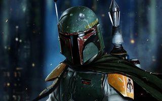 Фото бесплатно Боба Фетт, Звёздные войны