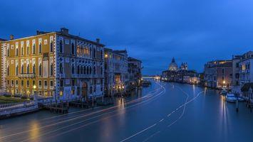 Бесплатные фото Canal Grande,Venice,Италия